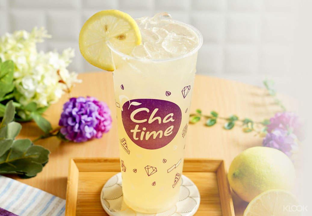 日出茶太 - 蜂蜜檸檬
