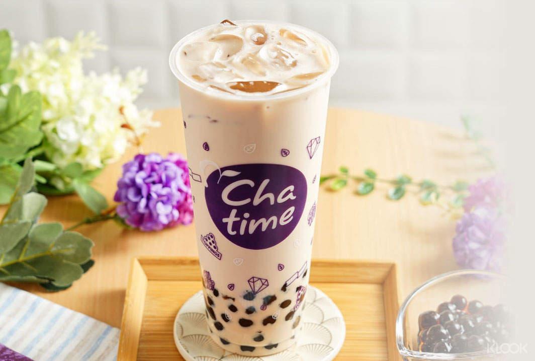 日出茶太 - 珍珠奶茶