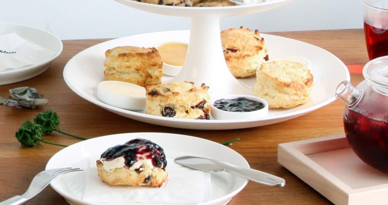 smith&hsu的人氣午茶「維多利亞女王午茶組」靈感來自傳統英式午茶,三層茶點皆能為你帶來驚喜