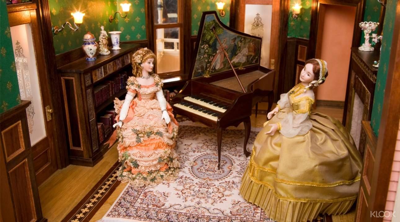氣質優雅的名媛貴婦,帶你一窺歐洲貴族的日常生活