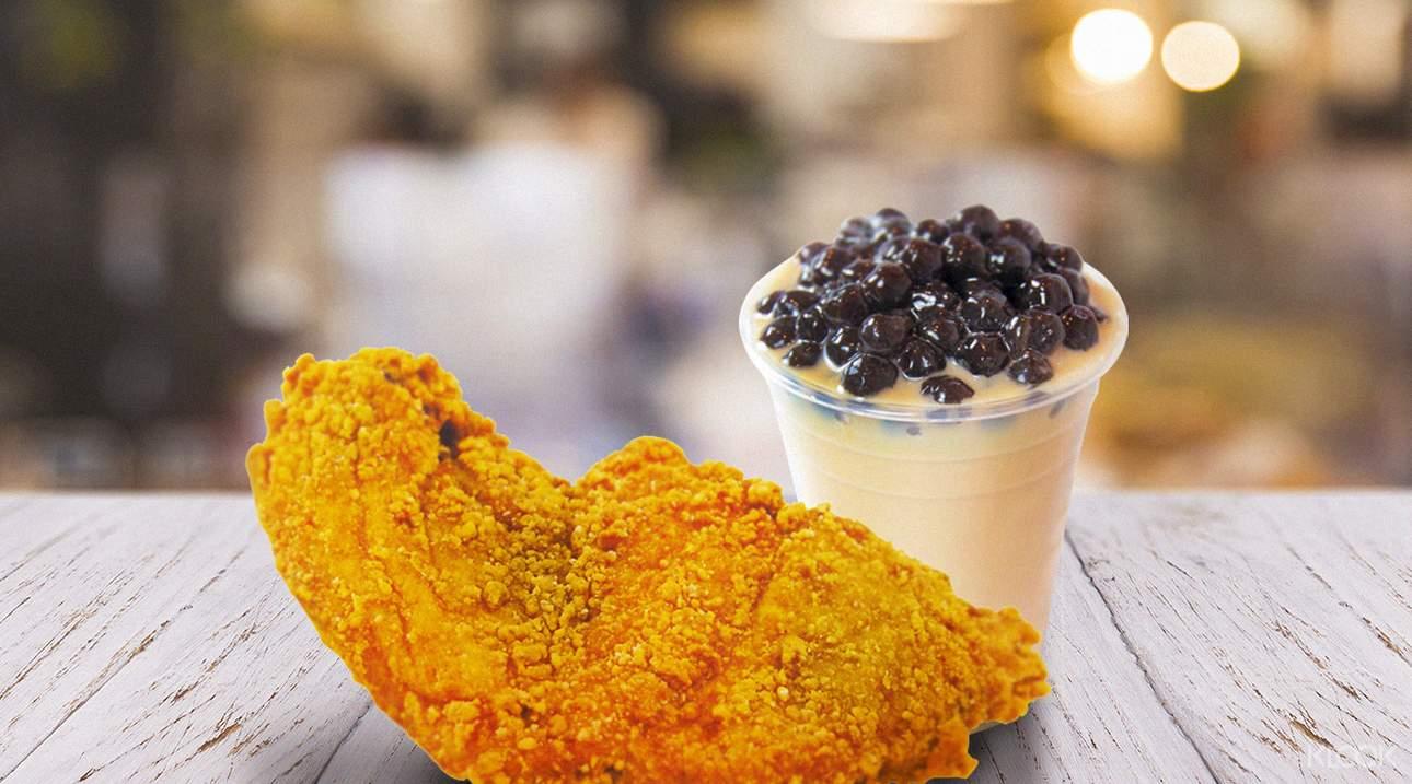 透過KLOOK客路預訂超值雞排珍奶套餐,即刻享受可口美食
