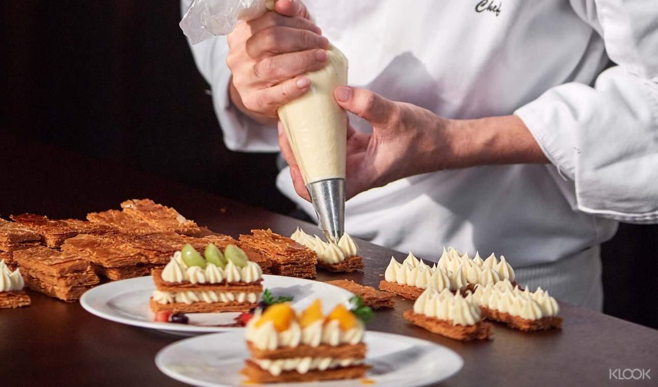 美福飯店彩匯自助餐廳 - 手作甜點