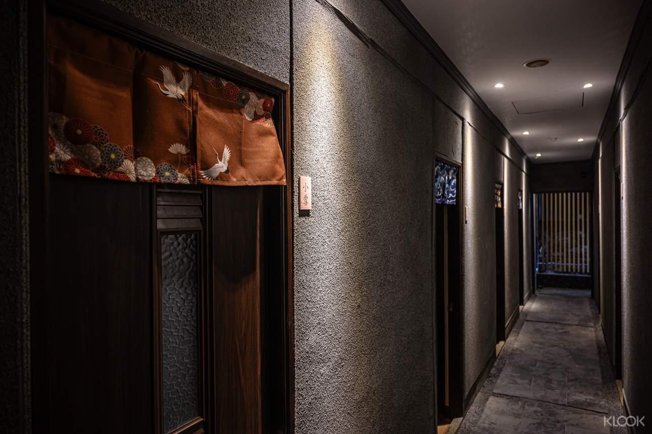 走進風華漾會館,感受專屬於日式老溫泉旅社的溫度