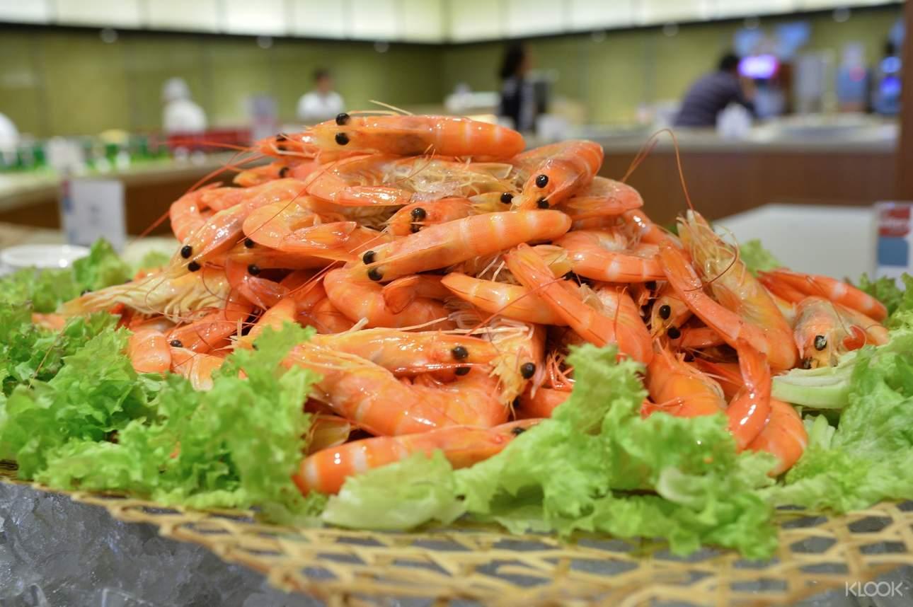 鮮蝦、蛤蜊、牡蠣、魚,簡直是海鮮愛好者的天堂!