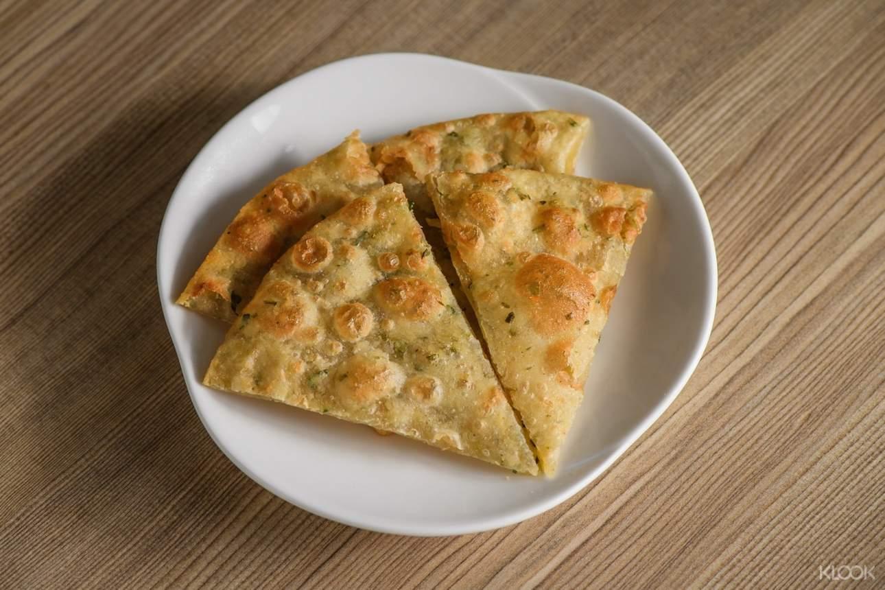 東北之家 - 蔥油餅