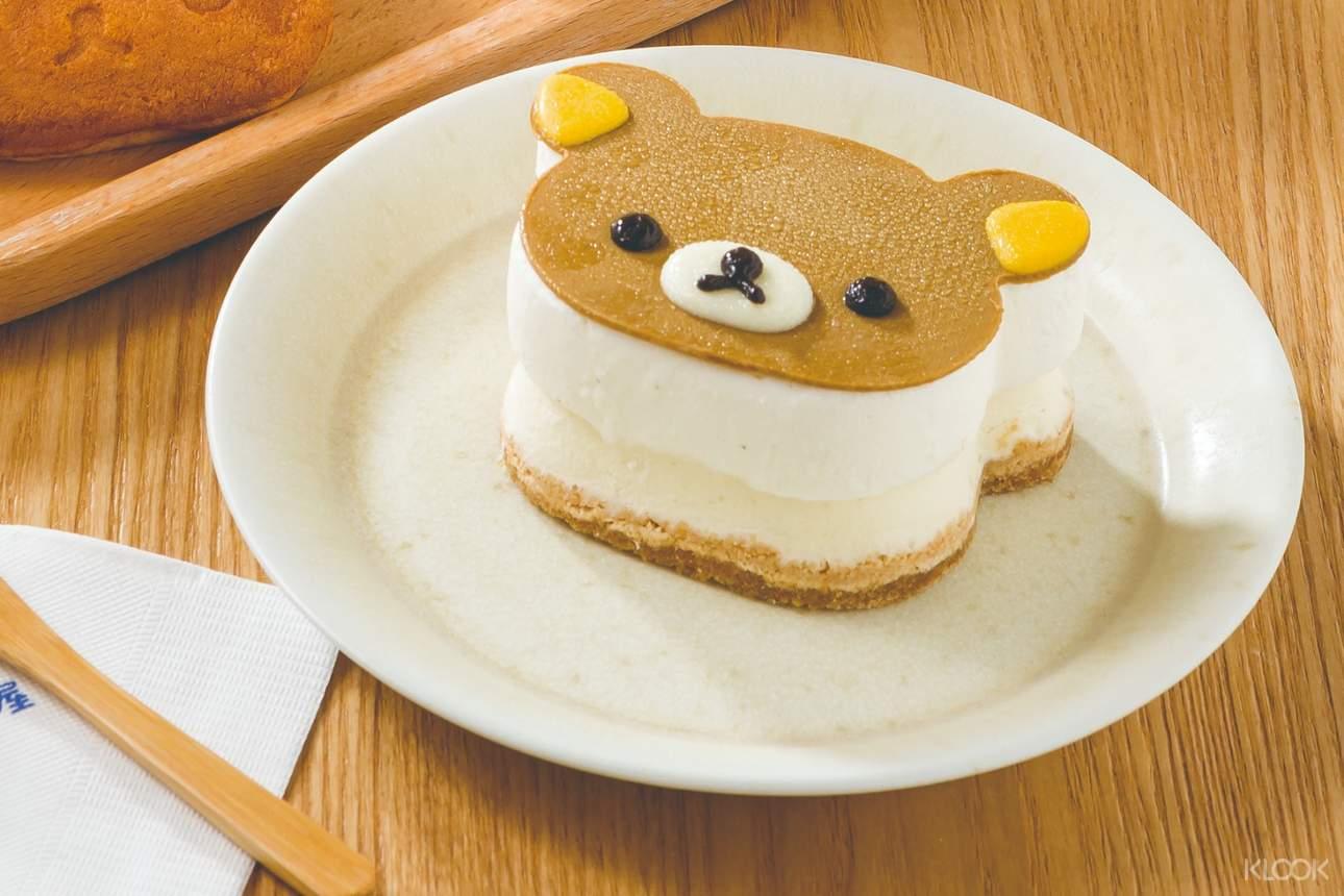 濃醇香的乳酪蛋糕,可愛更讓你百吃不厭!