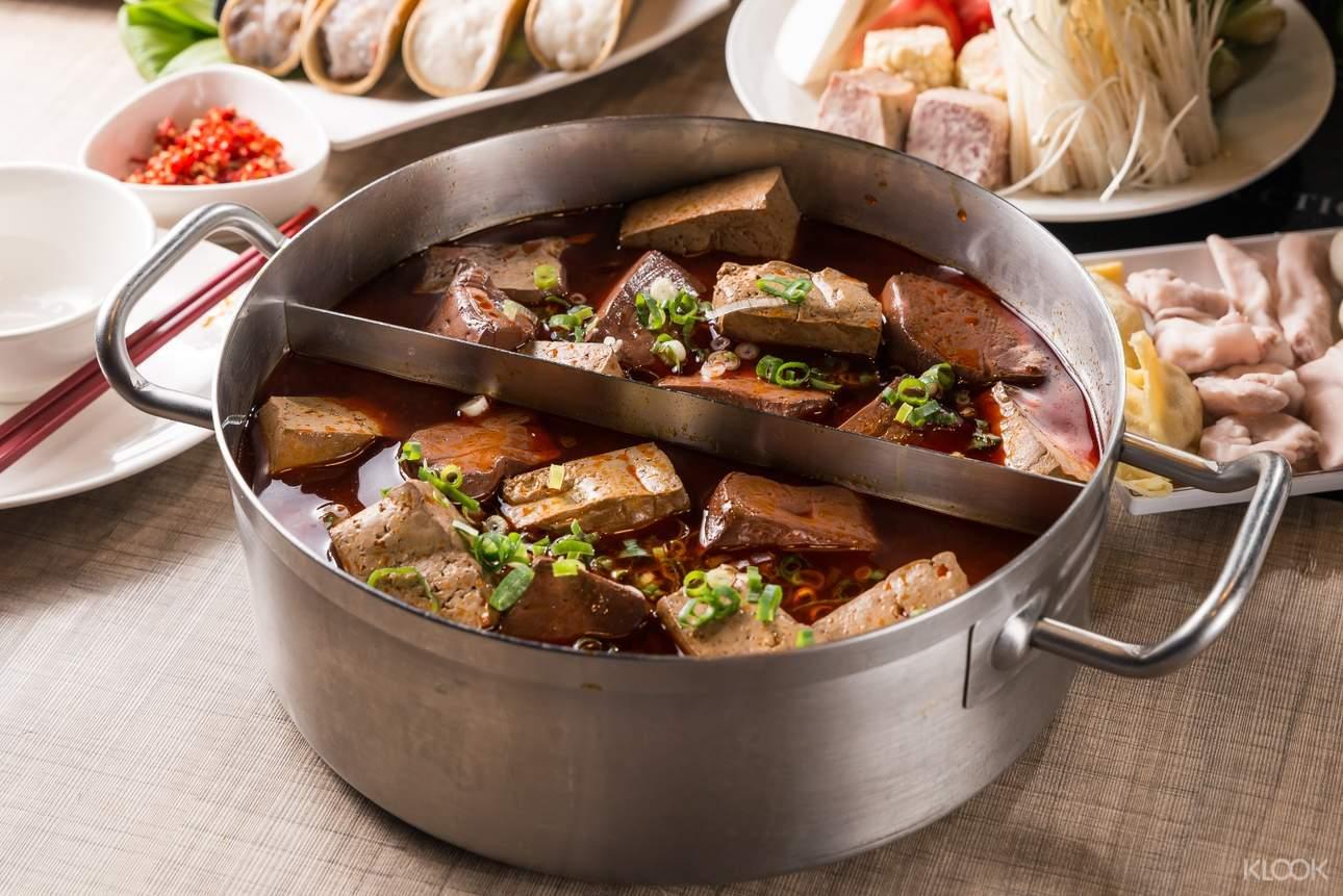 自助形式讓你放開吃!體驗火鍋的極緻美味