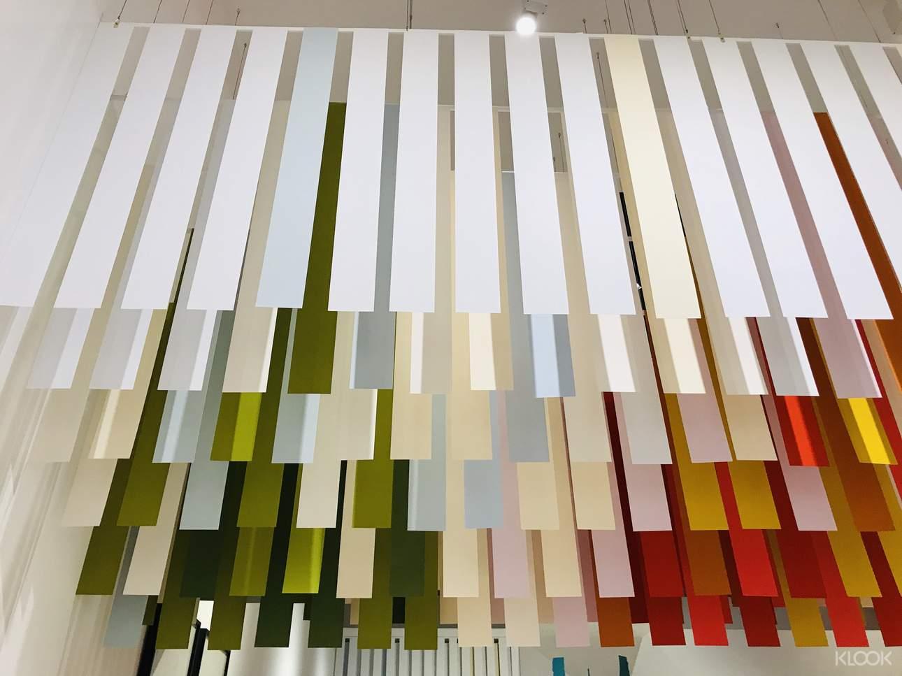 摺疊不只運用在紙藝,它是將物體從平面帶到空間的技巧,是各領域设計師重要的靈感來源