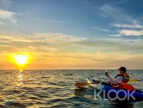 限時79折起|澎湖|小門嶼SUP・獨木舟晨光・夕陽環島體驗