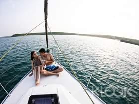 澎湖|帆船出海・夕陽晚餐體驗