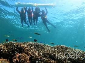 現折TWD200起|澎湖|樂福海洋|海底郵筒浮潛・SUP體驗