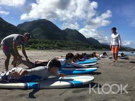 台東|狂衝浪|衝浪教學體驗課程