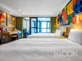 【72HR快閃促銷86折起】兆品酒店礁溪  雅緻客房含早餐加贈積木博物館門票