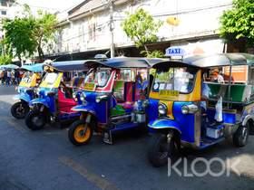 Private Wat Saket Tuk Tuk Tour by AK Travel