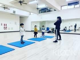 【台南】兒童街舞課程體驗