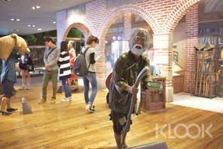 限時優惠7折|宜蘭|蘭陽博物館常設展門票