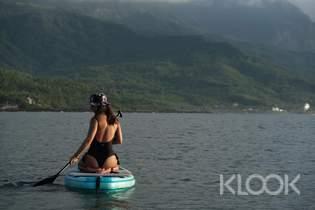 台東 東海岸SUP立式划槳&浮潛體驗