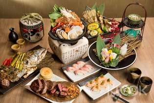 台北君悅酒店|彩日本料理|捷運台北101/世貿站