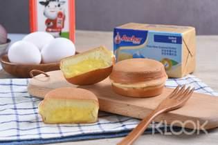 同心圓水晶紅豆餅 - 捷運忠孝復興站