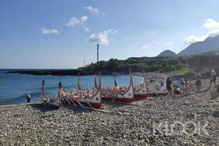 蘭嶼|達悟族划拼板舟體驗