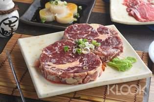 KLOOK獨家|胖肚肚燒肉吃到飽|台北