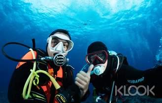 現折TWD100|澎湖|興仁潛水|Fun Dive 休閒潛水・PADI潛水員課程