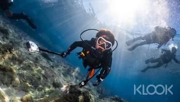 琉潛-小琉球岸潛旅遊潛水 (需潛水證照)