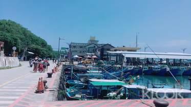 景點包車接送 花蓮・台東市區 - 富岡漁港