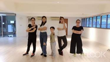 【台南】流行MV舞蹈體驗課程