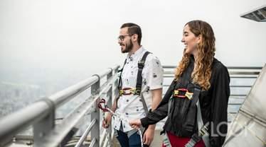 [台灣籍限定優惠] 台北101 Skyline天際線460 雲端漫步體驗