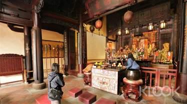 【外籍旅客限定】台南好玩卡古蹟跳島版(台南車站領取)