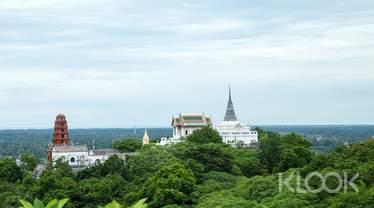 Hua Hin Phra Nakhon Khiri & Hua Hin Railway Station Day Tour by AK Travel