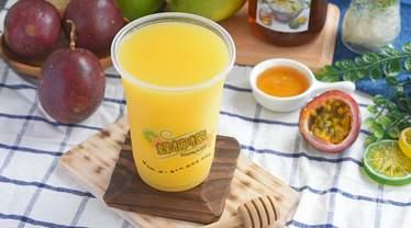 蜂檸檬100%天然飲 捷運忠孝復興站