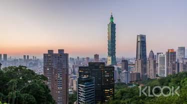 台北101觀景台門票(2B)