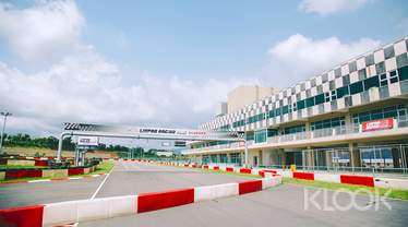 麗寶國際賽車場卡丁車體驗