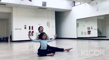 【台南】兒童現代舞舞蹈體驗課程