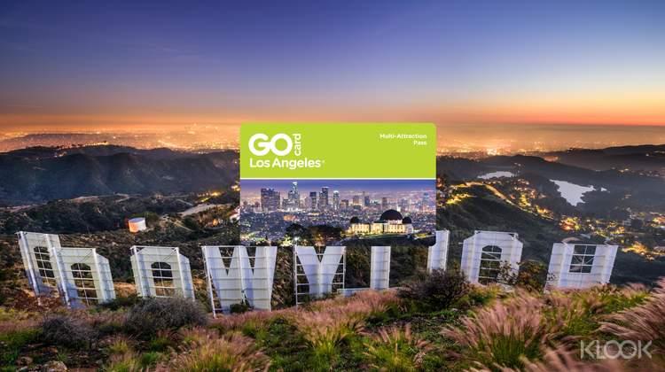 로스앤젤레스 GO 카드 - 올 인클루시브 패스