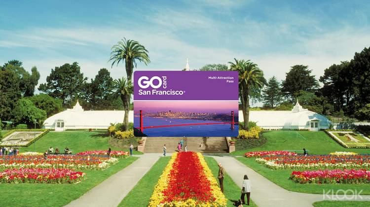 샌프란시스코 GO 카드 - 올 인클루시브 패스