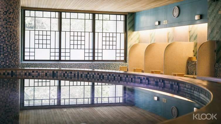 在室內裸湯場地 - 心采風呂享受泡湯帶來的舒適