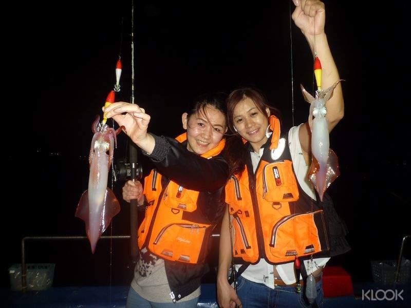 現學現賣,馬上試試剛學會的釣魚小技巧